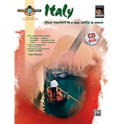 Alfred Guitar Atlas: Italy (Book/CD)