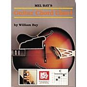 Mel Bay Guitar Chord Chart Book