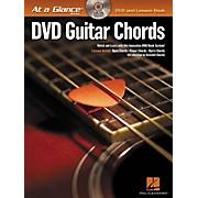 Hal Leonard Guitar Chords DVD with Tab