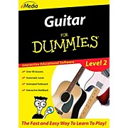 Emedia Guitar For Dummies Level 2 - Digital Download