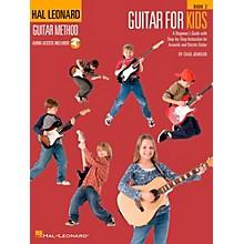 Hal Leonard Guitar For Kids - Level 2 (Hal Leonard Guitar Method) Book/Online Audio
