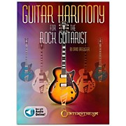 Centerstream Publishing Guitar Harmony for the Rock Guitarist Book/Audio Online
