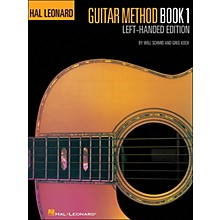 Hal Leonard Guitar Method Book 1 Left Handed Edition