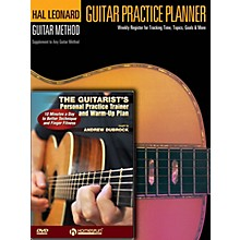Homespun Guitar Practice Pack Homespun Tapes Series Softcover with DVD Written by Andrew DuBrock