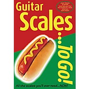 Music Sales Guitar Scales...To Go! Music Sales America Series Softcover Written by Joe Bennett