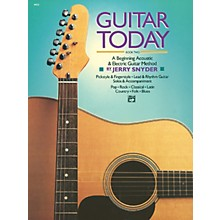 Alfred Guitar Today Book 2 Book
