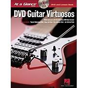 Hal Leonard Guitar Virtuosos - At A Glance Series (Book/DVD)