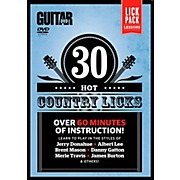 Guitar World Guitar World 30 Hot Country Licks DVD