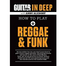 Alfred Guitar World in Deep: How to Play Reggae and Funk DVD