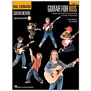 Hal Leonard Guitar for Kids - Hal Leonard Guitar Method (Book/Online Audio)