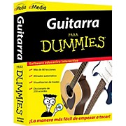 Emedia Guitarra Para Dummies [Boxed]