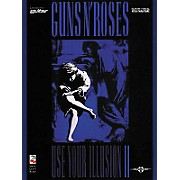Cherry Lane Guns N' Roses Use Your Illusion II Guitar Tab Songbook
