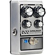 DOD Gunslinger Mosfet Distortion Guitar Effects Pedal