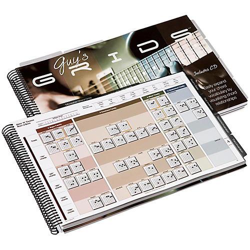 Guy's Publishing Guy's Grids: More than a Chordbook-thumbnail