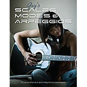 Guy's Publishing Guy's Scales, Modes & Arpeggios