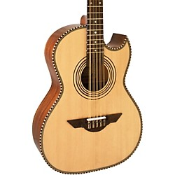 H. Jimenez LBQ1E El Estandar (The Standard) Bajo Quinto Acoustic-Electric Guitar (LBQ1E)