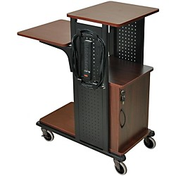 H. Wilson Boardroom Presentation Station with locking cabinet (WPS4BR5CE)