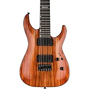ESP H-1007B 7-String Baritone Limited Edition Koa Electric Guitar