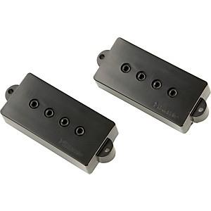 DiMarzio Model P Bass Pre-Wired Pickguard White
