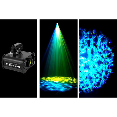American DJ H20 LED Lighting Effect