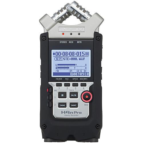 Zoom H4n Pro Handy Recorder-thumbnail