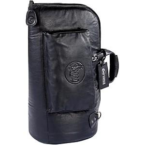 Gard Mid-Suspension Flugelhorn Gig Bag 2-MLK Black Ultra Leather
