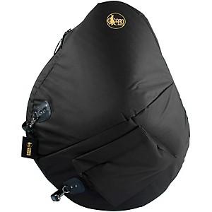 Gard Mid-Suspension Sousaphone Gig Bag 71-MSK Black Synthetic w/ Leather Trim