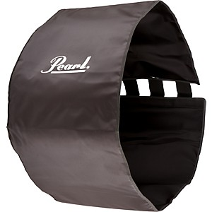 Pearl Marching BD Rehearsal Cover Gray 22 in.