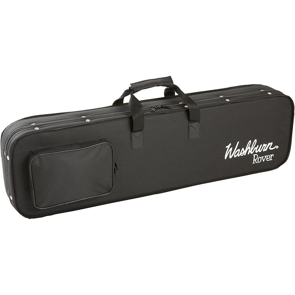 washburn rover travel guitar case. Black Bedroom Furniture Sets. Home Design Ideas