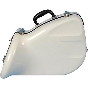J. Winter CE 181 JW Eastman Series Fiberglass Fixed Bell French Horn Case CE 181 W White
