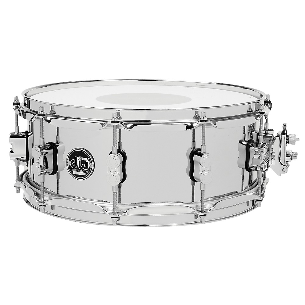 DW Performance Series Steel Snare Drum 14x5.5