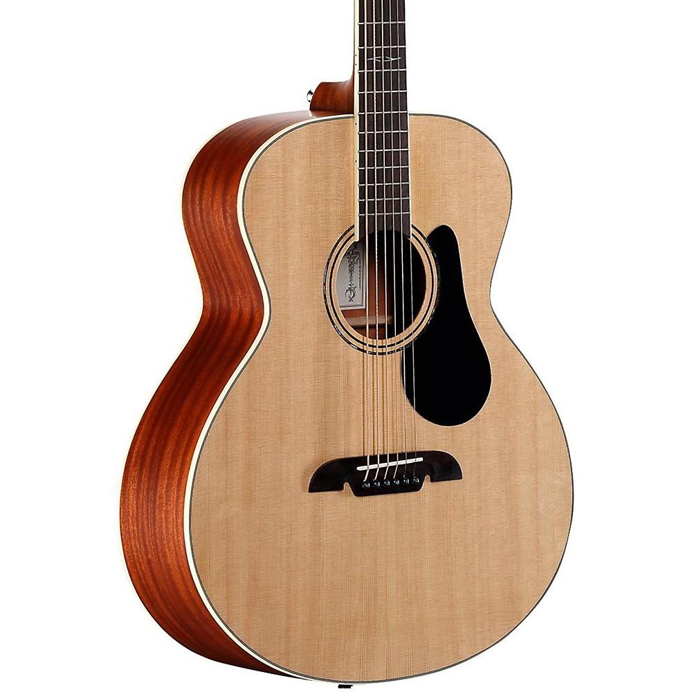 alvarez artist series abt60 baritone guitar natural ebay. Black Bedroom Furniture Sets. Home Design Ideas