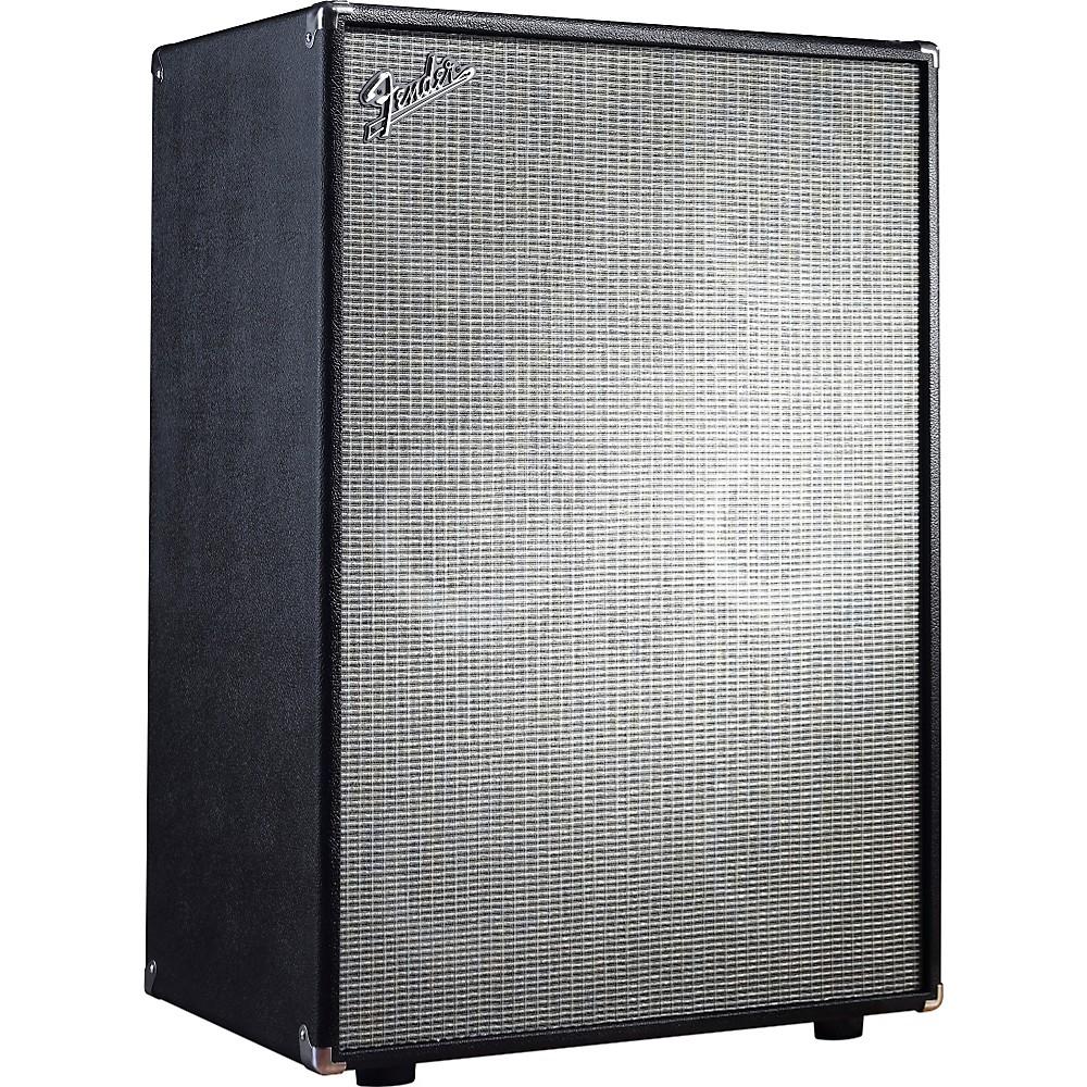 fender bassman pro 610 6x10 neo bass speaker cabinet black ebay. Black Bedroom Furniture Sets. Home Design Ideas