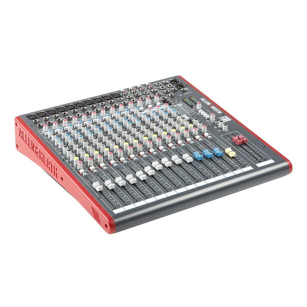 allen heath zed series zed16fx multipurpose usb mixer