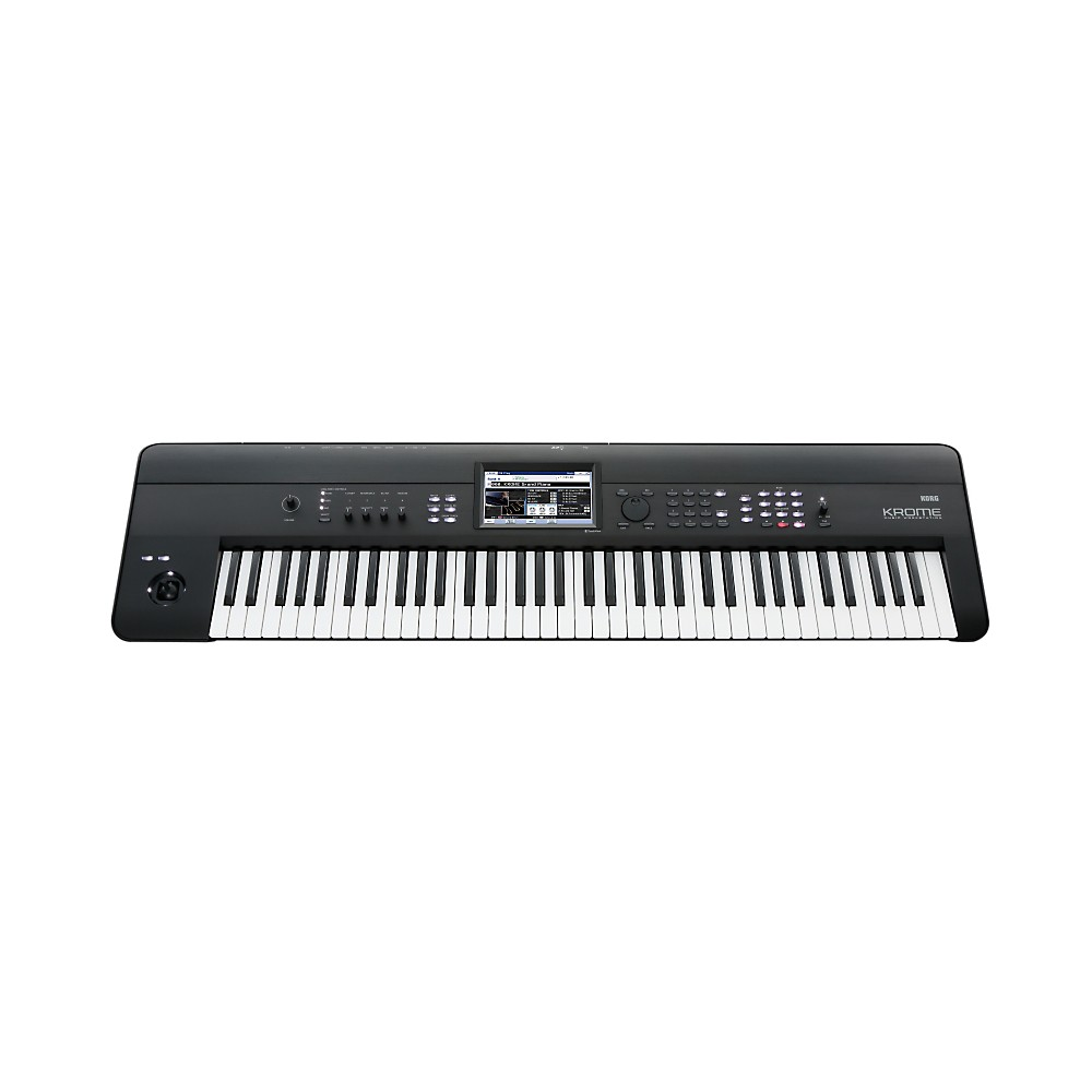 Keyboards amp organs gt electronic keyboards gt see more korg krome 73