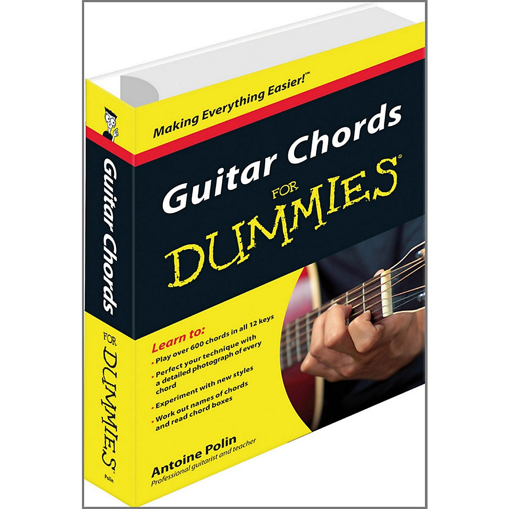 Mel Bay Guitar Chords for Dummies