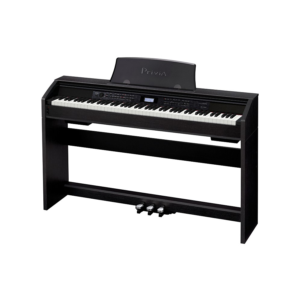 casio privia px 780 88 weighted key digital piano cad 1 picclick ca. Black Bedroom Furniture Sets. Home Design Ideas