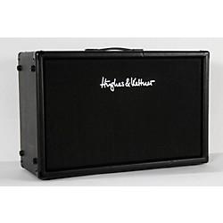 Hughes & Kettner 2x12 Guitar Speaker Cabinet Black 888366007105 (H97045M001009 H97045M.001.009) photo