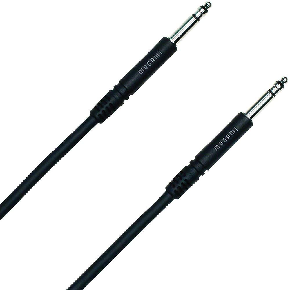 Mogami TT-TT Patch Cable Black 12 Inch