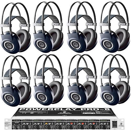 AKG HA8000/K99 Headphone Eight Pack-thumbnail
