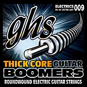 GHS HC-GBCL Thick Core Boomers Custom Light Electric Guitar Strings (9-48)