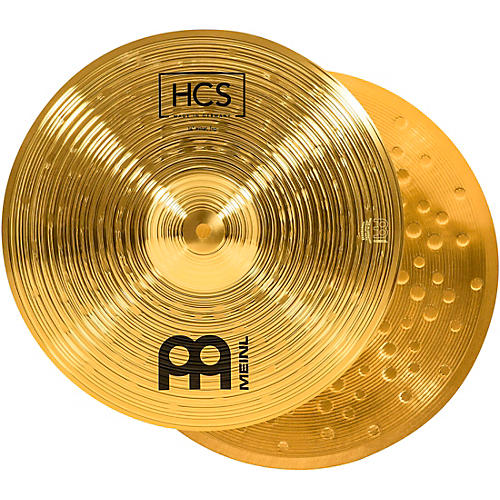 Meinl HCS Hi-Hat Cymbal Pair-thumbnail