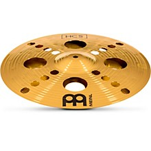 Meinl HCS Traditional Trash Stack Cymbal Pair