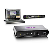 Avid HD Native Thunderbolt