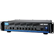 EBS HD360 360W Bass Guitar Amplifier Head