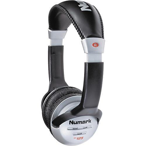 Numark HF-125 Dual-Cup DJ Headphones-thumbnail