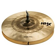 Sabian HHX Click Hats Brilliant Finish