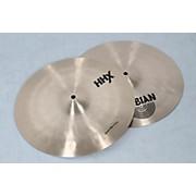 Sabian HHX Groove Hi-Hat Cymbals