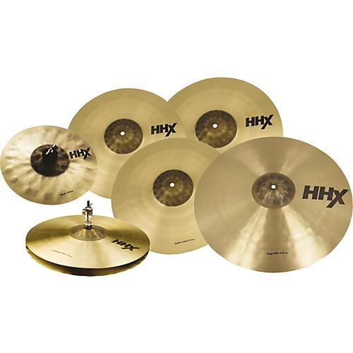 Sabian HHX Super Cymbal Set-thumbnail
