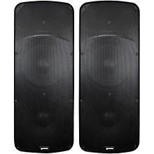 Gemini HPS-215BLU Dual 15 D-Class Powered Speaker Pair